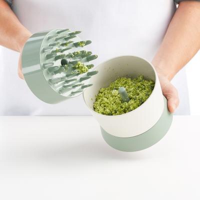 Veggie Ricer Lekue picadora brócoli en grano