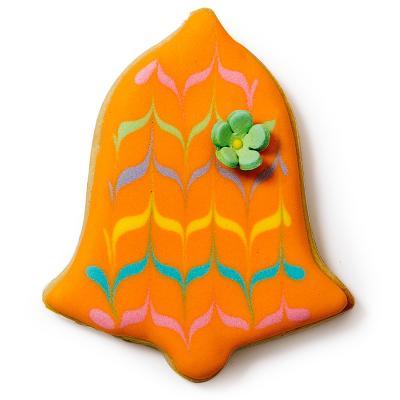 Cortador galletas plástico Pascua Campana