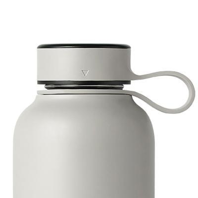 Botella con filtro Lekue cristal 600 ml