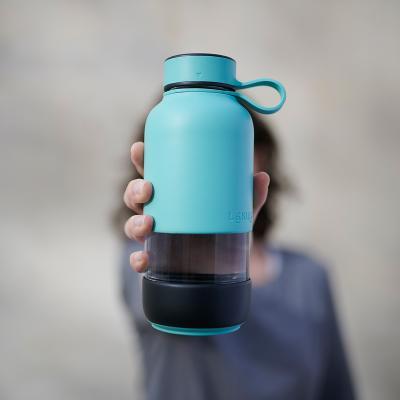 Botella cristal Lekue