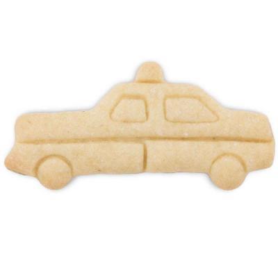 Cortador galletas coche