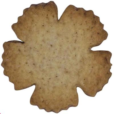 Cortador galletas Clavel 4,5 cm