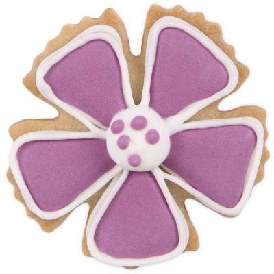 Cortador galletas Clavel 4,5 cm