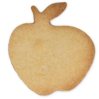 Cortador galletas manzana 7 cm