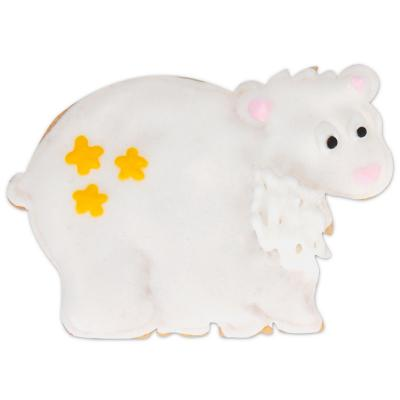 Cortador decorador Oso polar 6 cm