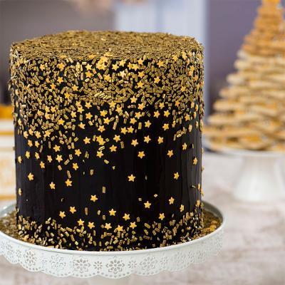 Set Sprinkles variados dorados 78 g