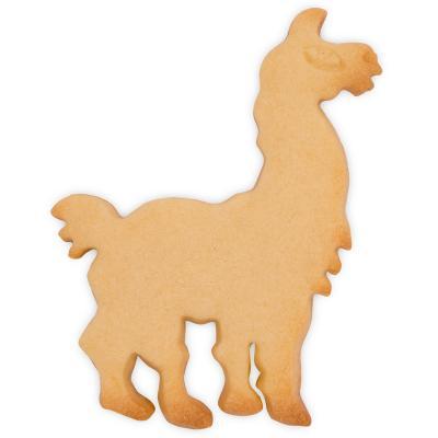Cortador galletas Llama 8 cm
