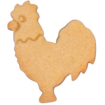 Cortador galletas Gallina 6 cm