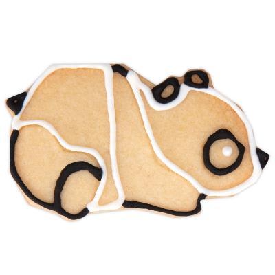 Cortador galletas Geo Panda 7,5 cm