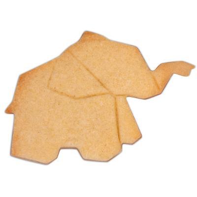 Cortador galletas Geo Elefante 7,5 cm