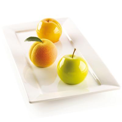 Molde silicona 3D Ispirazioni di Frutta x6