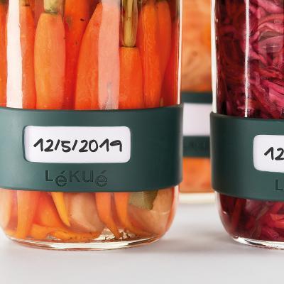 Kit para fermentar alimentos y encurtidos Lekue