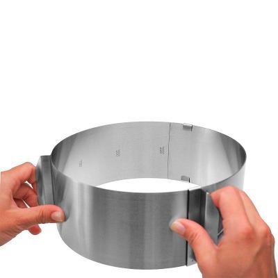 Molde redondo extensible 16-30 cm
