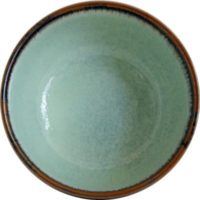 Bol japonés té matcha verde 14 cm