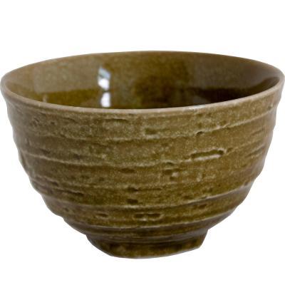Set 5 boles japoneses Minoyaki 12 cm
