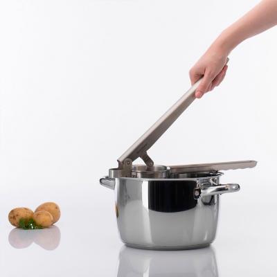 Prensa para patatas y pasta spätzle 4 grosores
