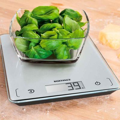 Balanza de cocina Soenhle Comfort gris