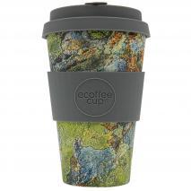 Taza bambú con tapa Ecoffee 400 ml Pillar