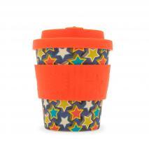 Taza bambú con tapa Ecoffee 250 ml LittleStar