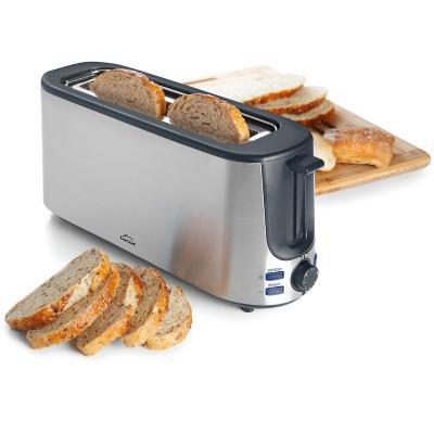 Tostadora de pan tostada larga