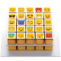 Decoración PixCake Emoji