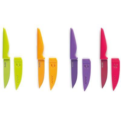 Cuchillo pelador con funda