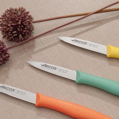 Cuchillo pelador Arcos Nova 8,5 cm surtido