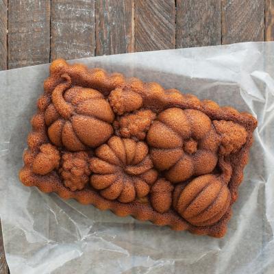 Molde pastel Nordic Botanic Pumpkin Loaf Pan