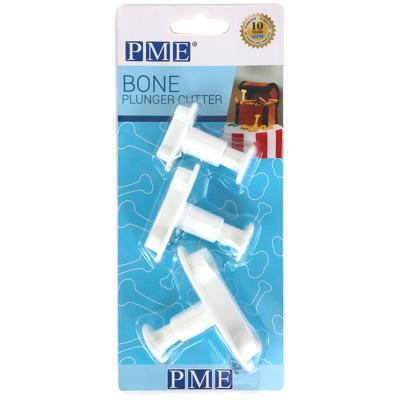 Set 3 cortadores explusores Huesos