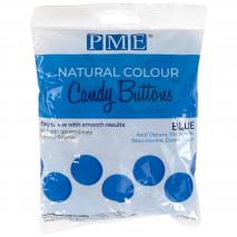 Candy Melts color natural PME azul