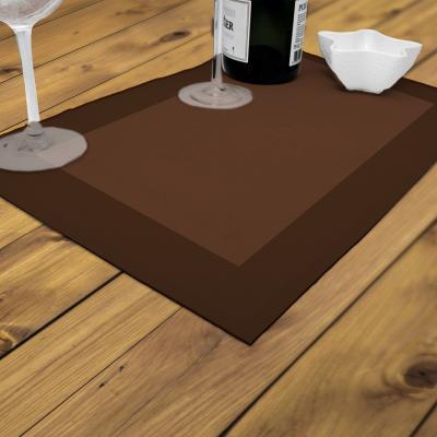 Individual de mesa PVC 45x30 cm surtido