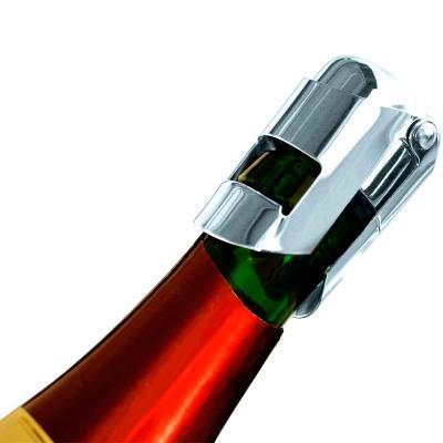 Tapón acero para cava y champagne