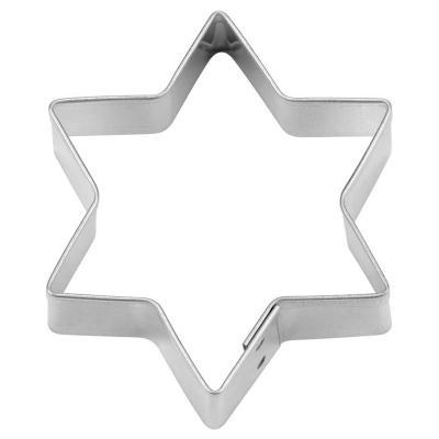 Cortador galletas Estrella 5 cm