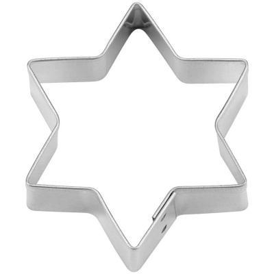 Cortador galletas Estrella 8 cm