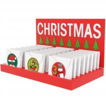 Set calendari d'advent Nadal 75 pc