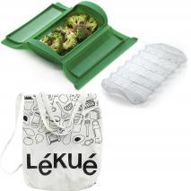 Kit Estuche 3-vapor 1-2 Green Shopper Kit