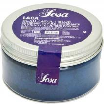 Colorante laca liposoluble polvo 20 g azul
