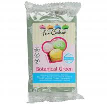 Fondant FunCakes 250 g verde botánico