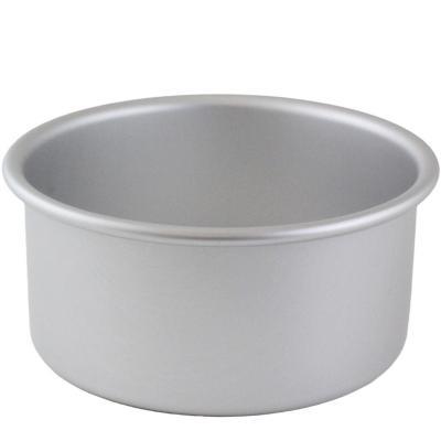 Molde redondo aluminio base móvil PME 20x7,6h cm