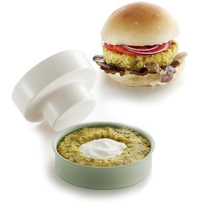 Molde para hamburguesas Veggie Burger Lékué