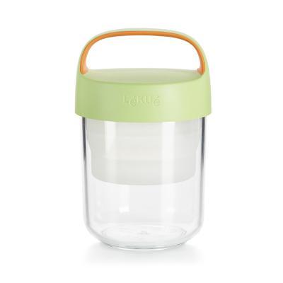 Fiambrera doble Jar To Go