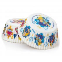 Paper cupcakes x36 Bomber Sam