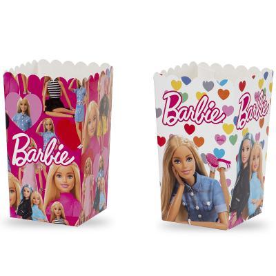 Set 6 cajas Party Box Barbie