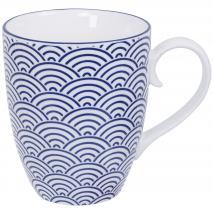 Taza té japonés Nippon blue 380 ml ola