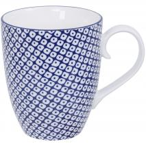 Taza té japonés Nippon blue 380 ml drop