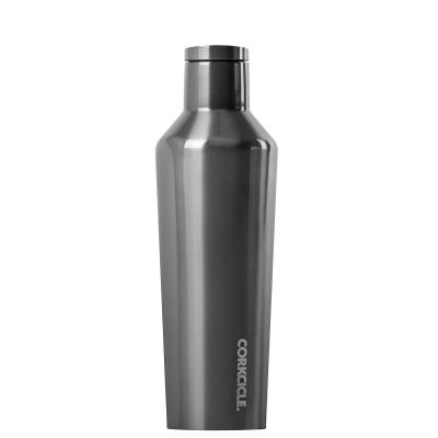 Botella térmica acero Corkcicle 475 ml Gunmetal