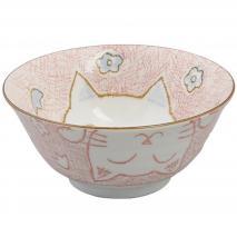 Bol gato japonés