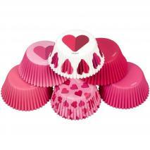 Papel cupcakes x150 Be Mine