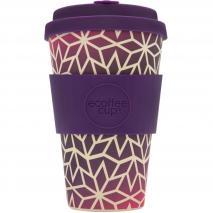 Taza bambú con tapa New Ecoffee 400 ml Stargrape