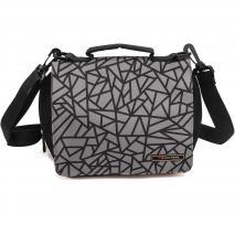 Bolsa porta fiambreras My lunchbag smart negro